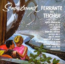 Ferrante & Teicher: Snowbound  (United Artists)